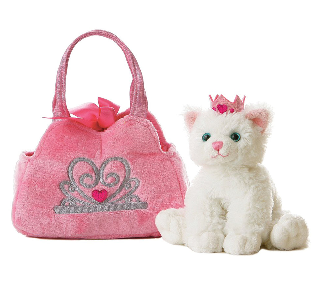 Aurora Fancy Pals Princess Kitten Plush Toys