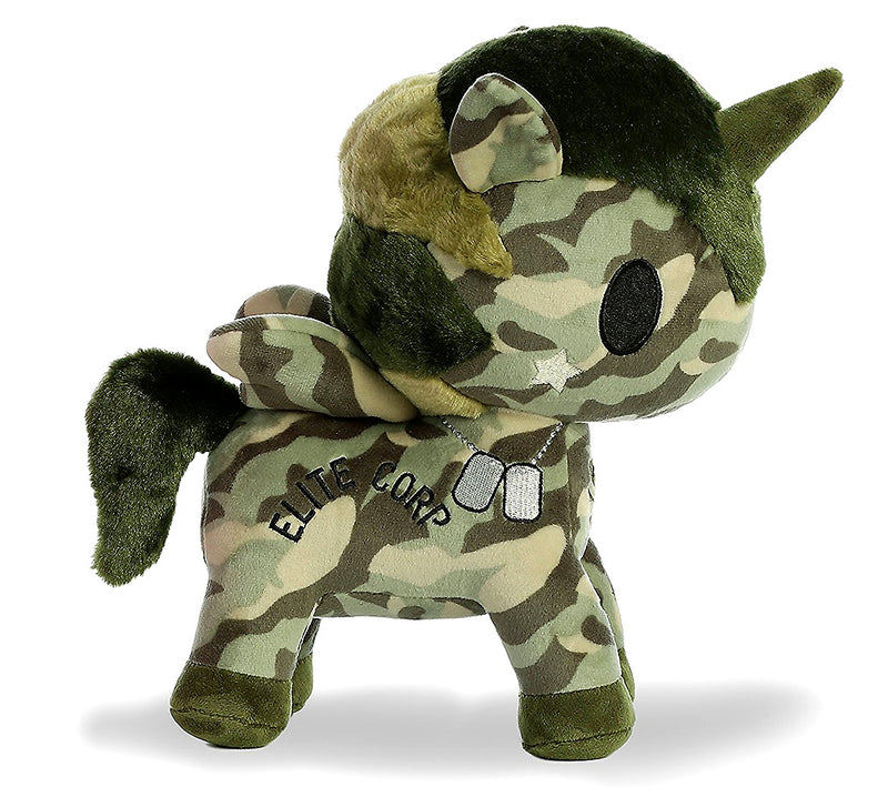 "Tokidoki Sgt. Rumble 11"" high quality plush Special Edition"