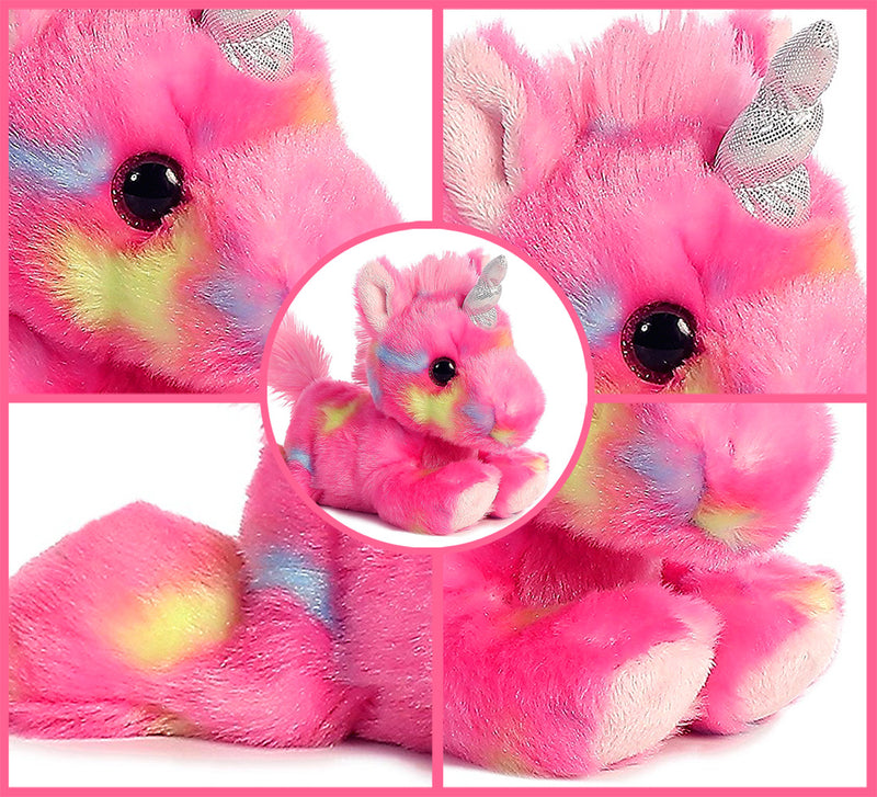 "7"" Bright Fancies Jellyroll Unicorn"