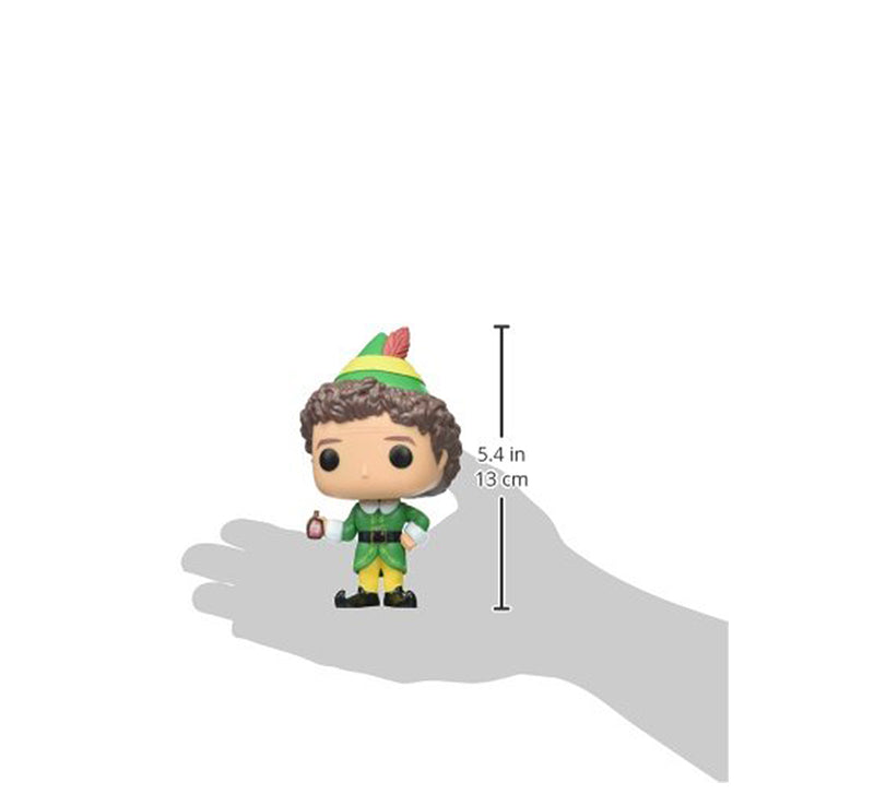 POP Movies Elf Buddy with Maple Syrup Action Figure. Sold by WarpGadgets.com