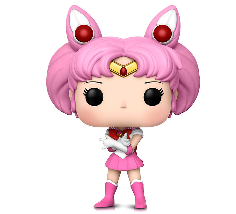 Funko POP Anime Sailor Moon W2 Sailor Chibi Moon Action Figures Toy