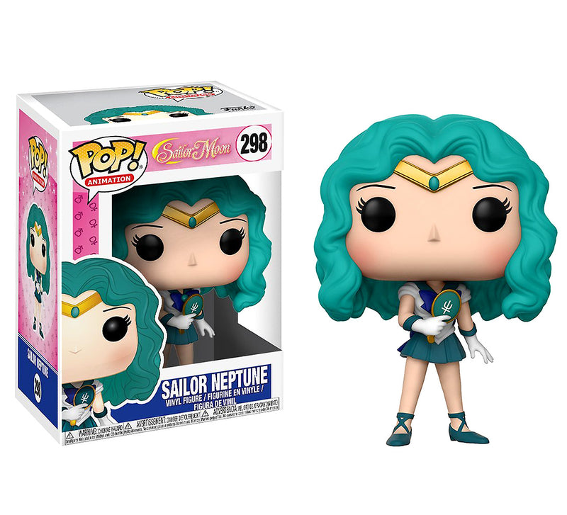 POP Anime Sailor Moon Neptune Action Figure by WarpGadgets.com