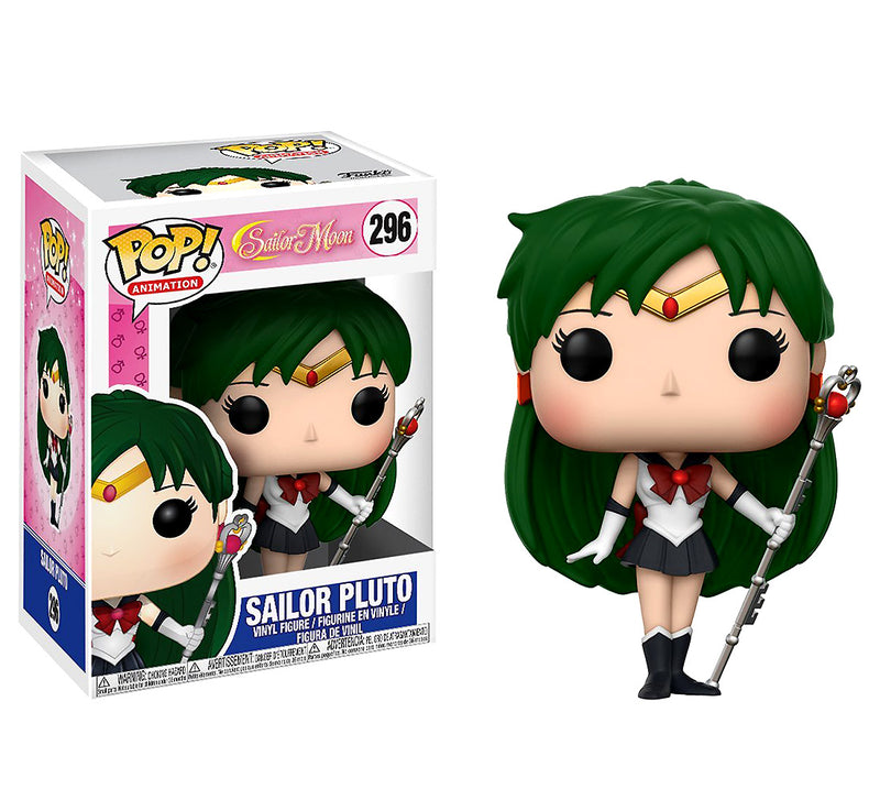 Funko POP Anime Sailor Moon Pluto Action Figure by WarpGadgets.com