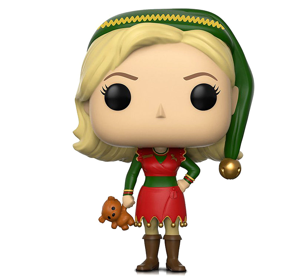 Movies Elf Jovie Elf Outfit Action Figure