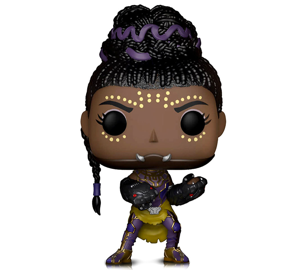 Marvel Black Panther Shuri Action Figure. Sold by WarpGadgets.com