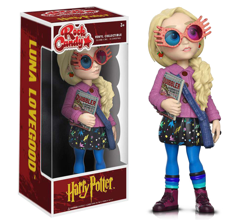 Rock Candy Harry Poter Luna Lovegood Action Figure
