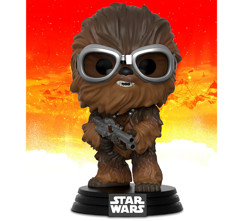 Pop Star Wars Solo Chewbacca