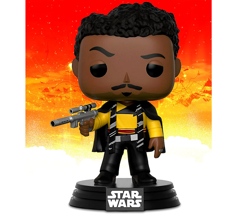 Pop Star Wars Solo Lando Calrissian