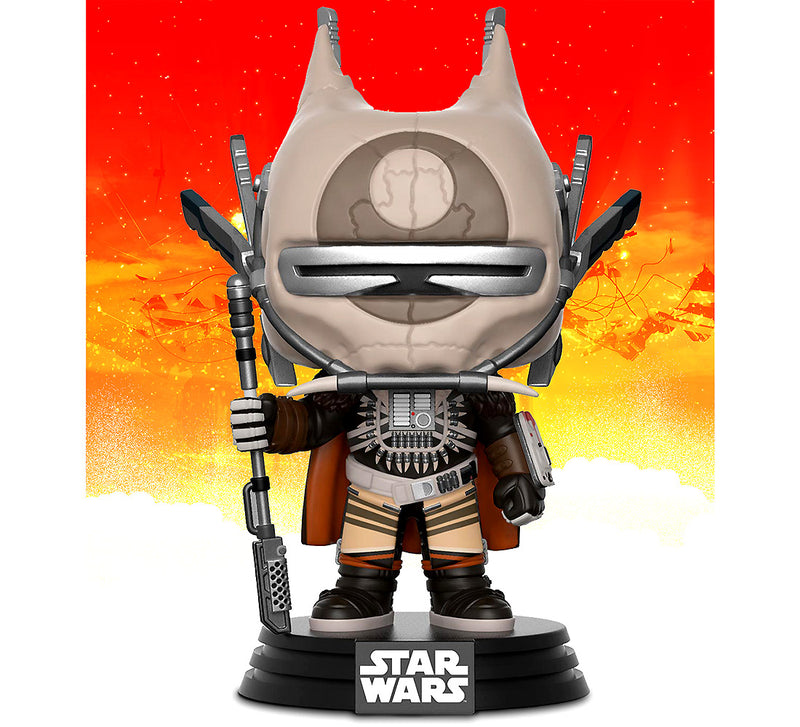 Pop Star Wars Solo Enfys Nest