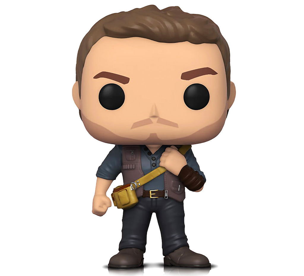 Funko Pop Movies Jurassic World 2 Owen Action Figures Toys
