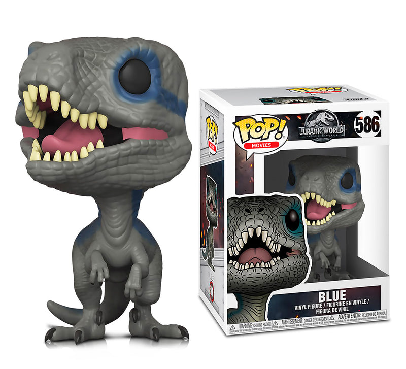 Pop Movies Jurassic World 2 Blue (New Pose)