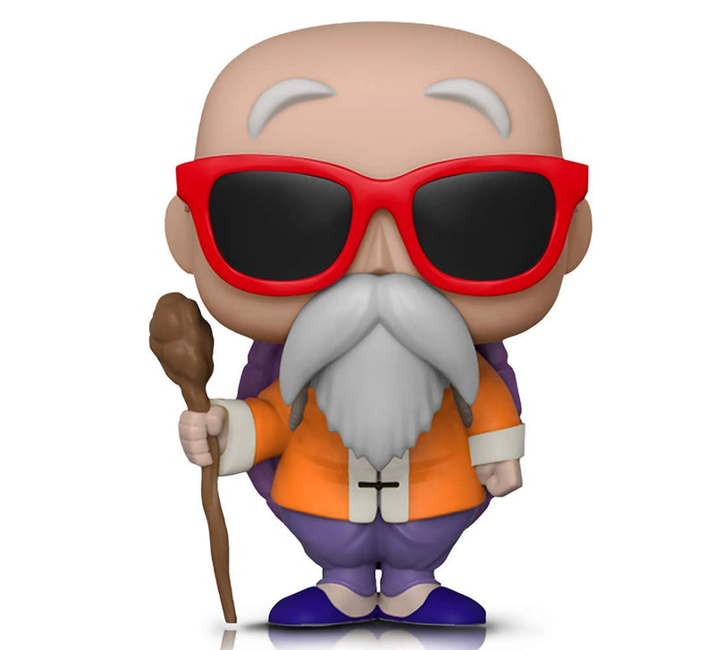 Pop Animation: Dragonball Z-Master Roshi Collectible Figure, Multicolor