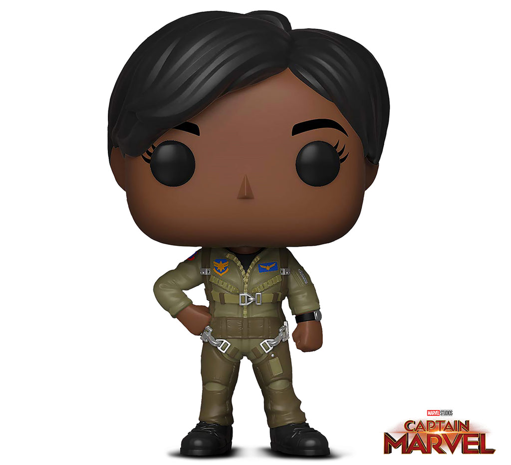 Funko Pop! Marvel: Captain Marvel- Maria Rambeau