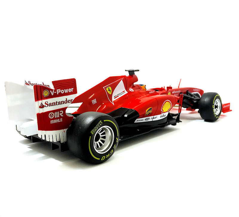 Luxurious 1:12 Scale Rastar Licensed Formula One Ferrari F138 (RC)