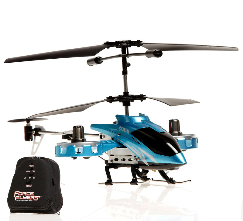 ForceFlyers Force Flyers Motion Control 4Ch Helicopter Remote Controlled Toys