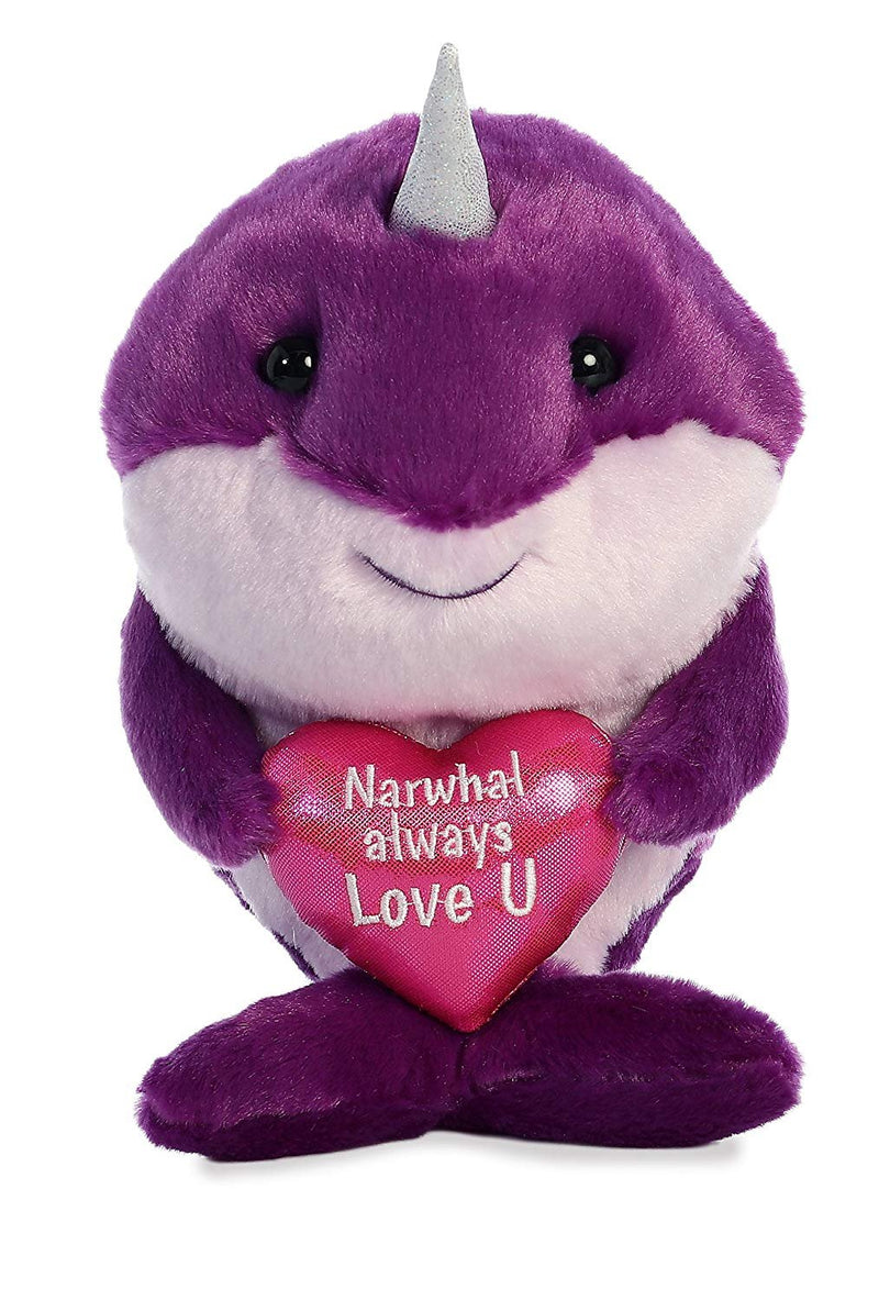 "Aurora World 9"" Narwhals Always Love You"