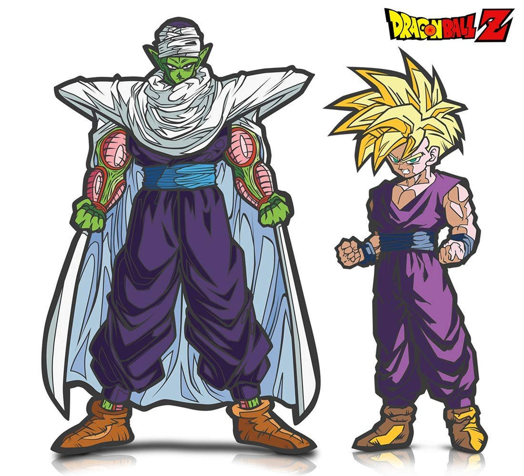 Warp Gadgets Bundle - FigPin - Dragon Ball Z: Super Saiyan Gohan and Piccolo (2 Items)