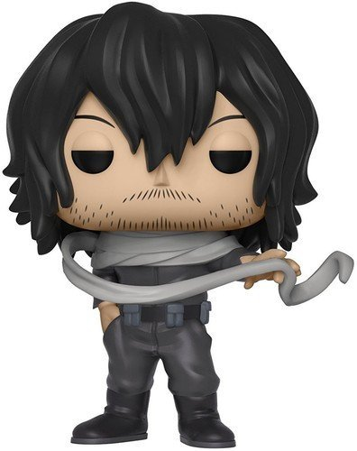 Funko Pop Animation: My Hero Academia-Shota Aizawa Collectible Figure, Multicolor