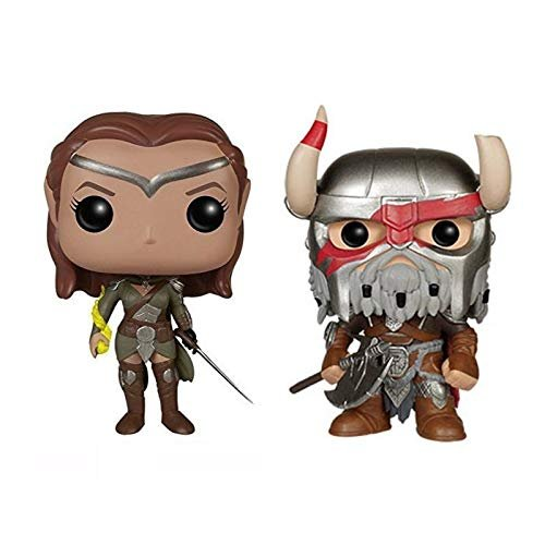 Warp Gadgets Bundle - Funko Pop! Games - Elder Scrolls Online: Nord & High Elf (2 Items)