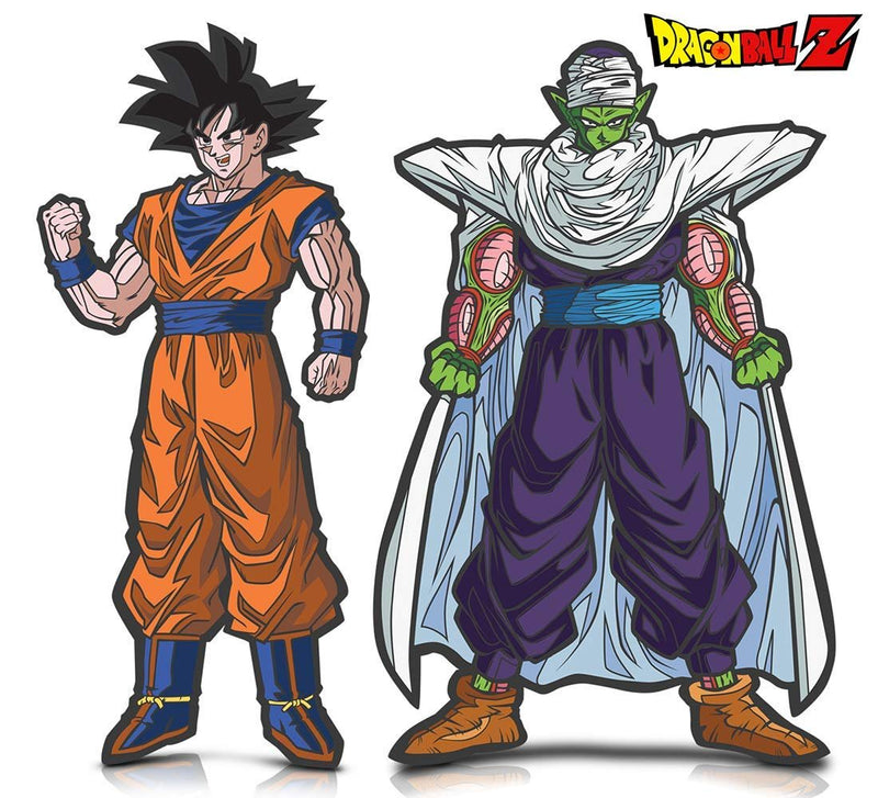 Warp Gadgets Bundle - FigPin - Dragon Ball Z: Goku and Piccolo (2 Items)