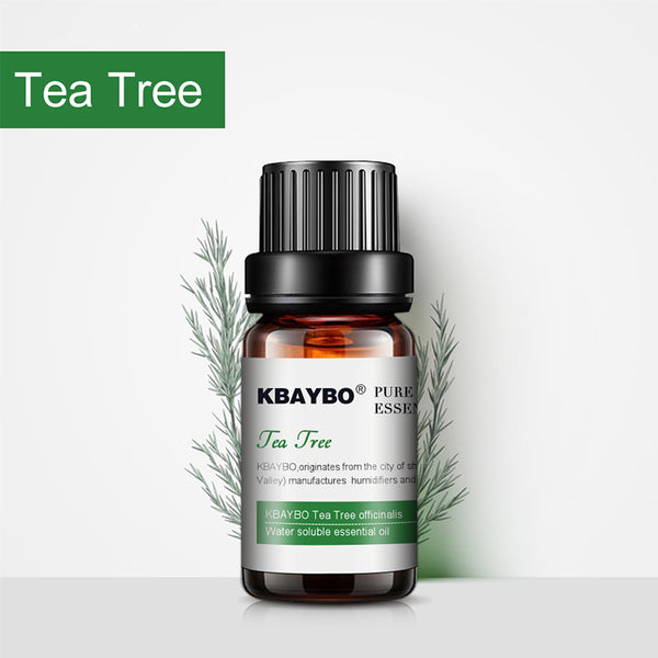 tea tree oil for aromatherapy and humidifier