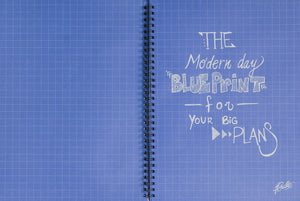 The BLU Notebook Bundle (6 books & 6 Pens)