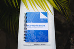 The BLU Notebook Mini + Custom BLU Brainstorm Sock Bundle