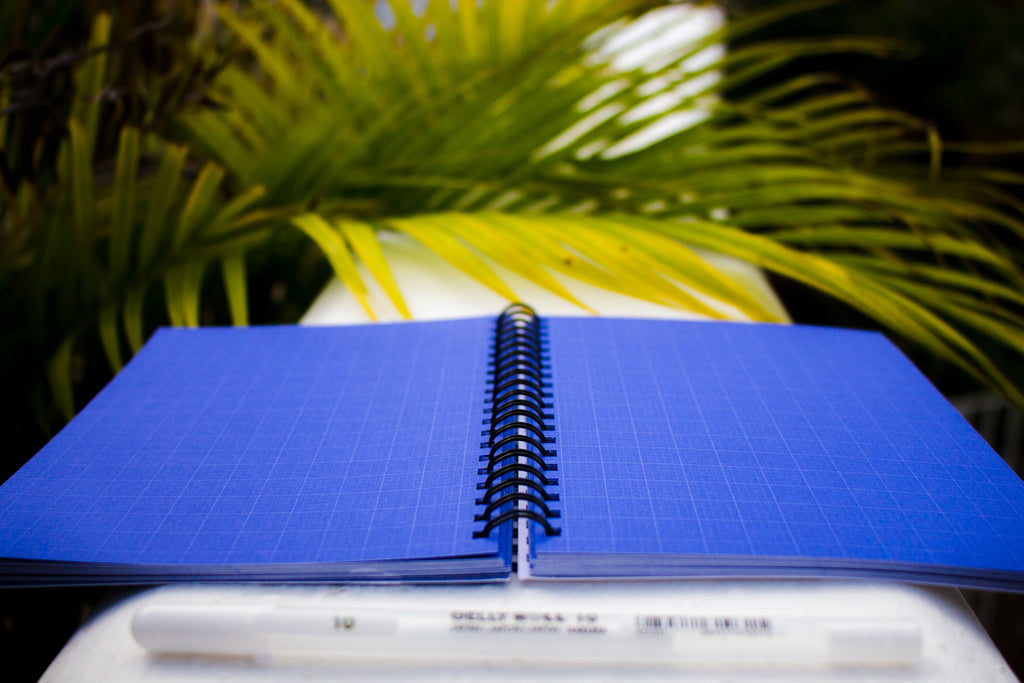 The BLU Notebook Mini Bundle (3 BLU Notebook Minis)