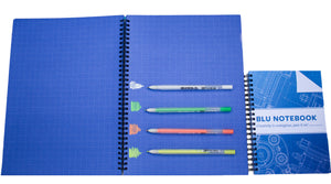 The BLU Notebook Value Pack