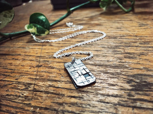 A Maze In Dogtags