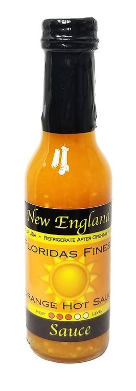 Florida's Finest - Orange Hot Sauce