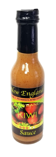 Strawbanero Kiwi - Strawberry Kiwi Hot Sauce