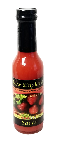 Strawbanero - Strawberry Hot Sauce