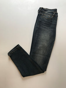 Medium Wash Skinnies