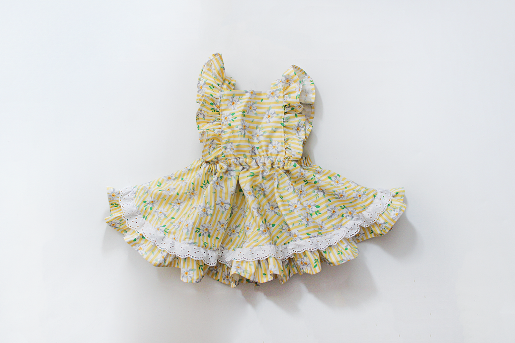 Daisy Baby girl Dress