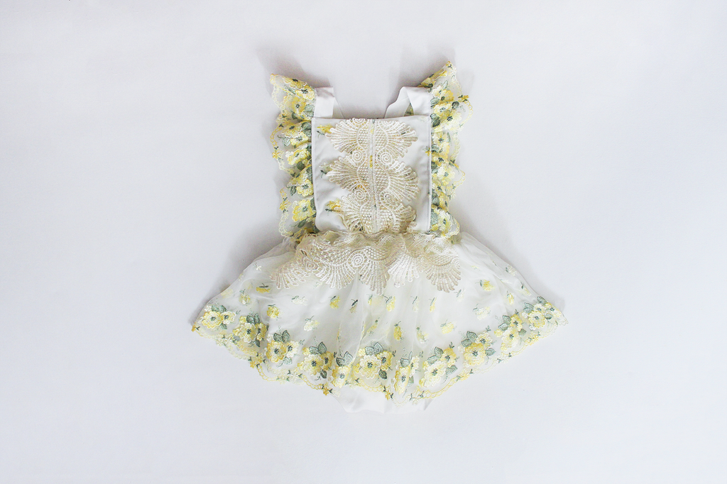 Sunny Baby girl Lace Dress
