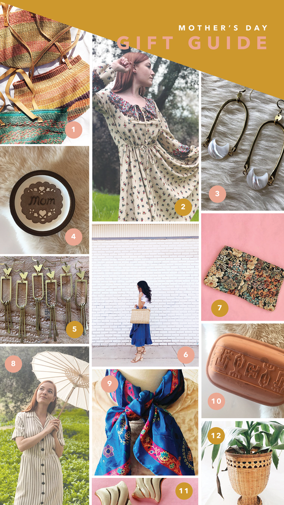 Mother's Day Vintage Gift Ideas