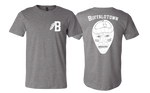 Buffalotown Fearless Tee Grey