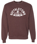 1924 Crewneck Sweater Maroon
