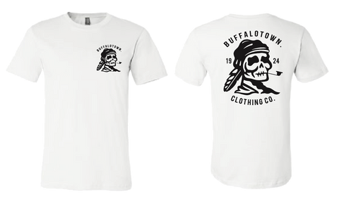 Simply OG Buffalotown Tee White