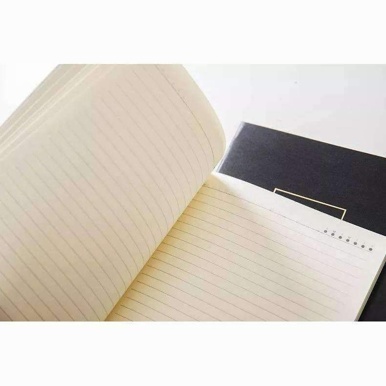Black and White Planner, Journal Notebook - My Teacher's Cupboard
