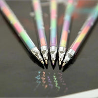 4x Gel Pens Chalk Pens Rainbow Gel Pen - My Teacher's Cupboard