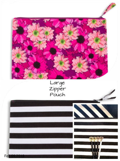 Large Zipper Pouch Planner Pouch Tablet Case - My Teacher's Cupboard