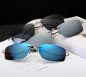 Ultra Light Titanium Sunglasses