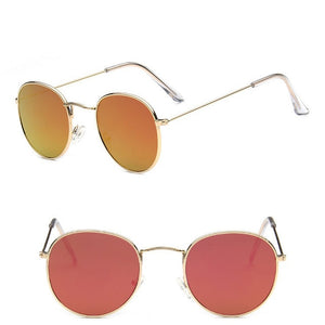 Round Boho-Chic Sunglasses