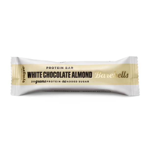 Barebells Protein Bar White Chocolate Almond 55g