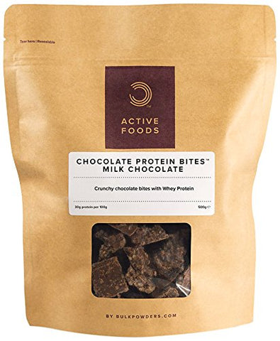 Chocolate Protein Bites