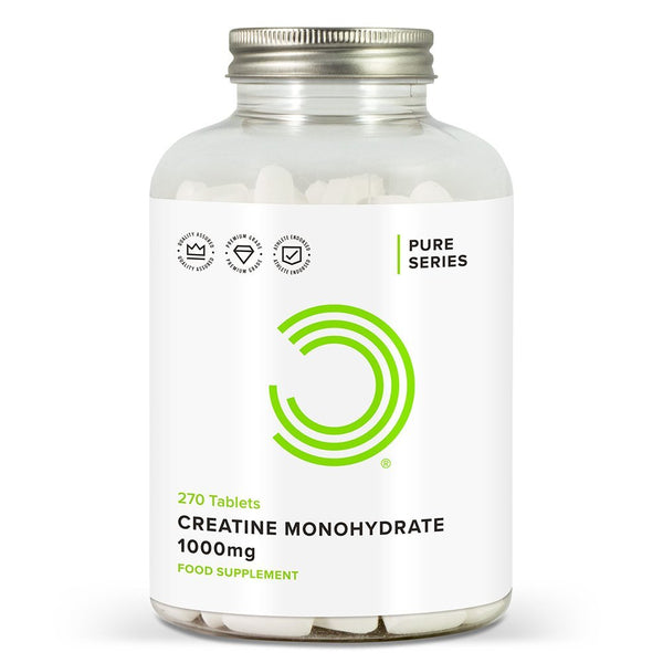 Creatine Monohydrate 1000mg Tablets