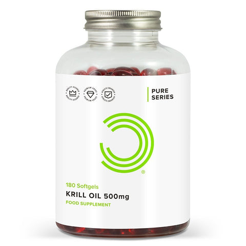 Krill Oil 500mg Softgels