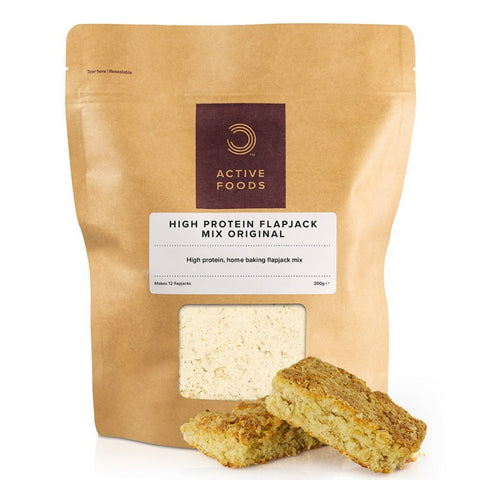 High Protein Flapjack Mix